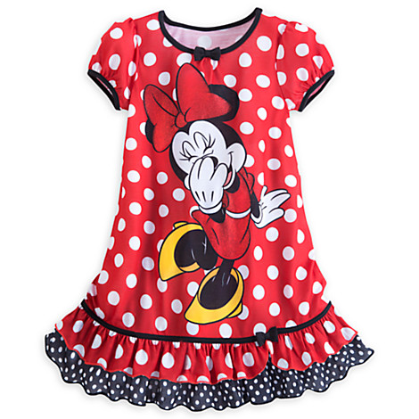 Minnie Mouse Night Shirt