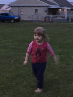 Running Lily