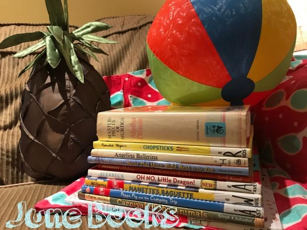 JuneBooks